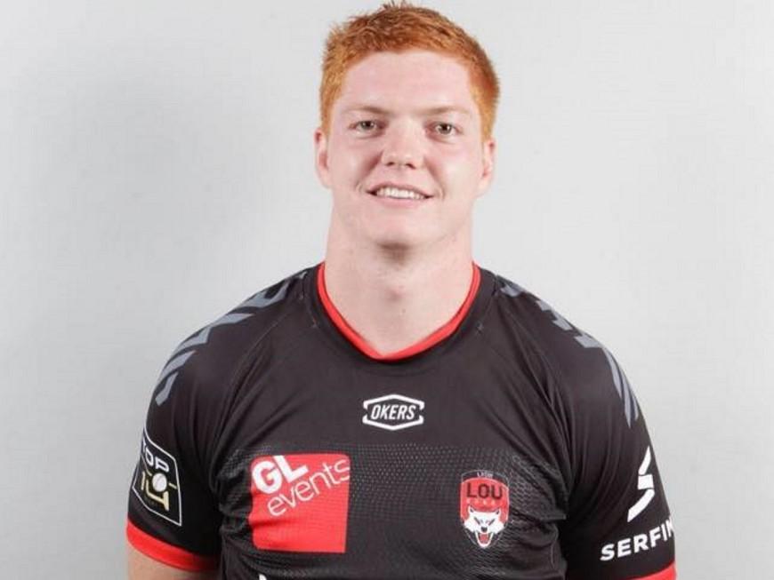Rugby : Felix Lambey (LOU) appelé pour la tournée en Nouvelle-Zélande du XV de France