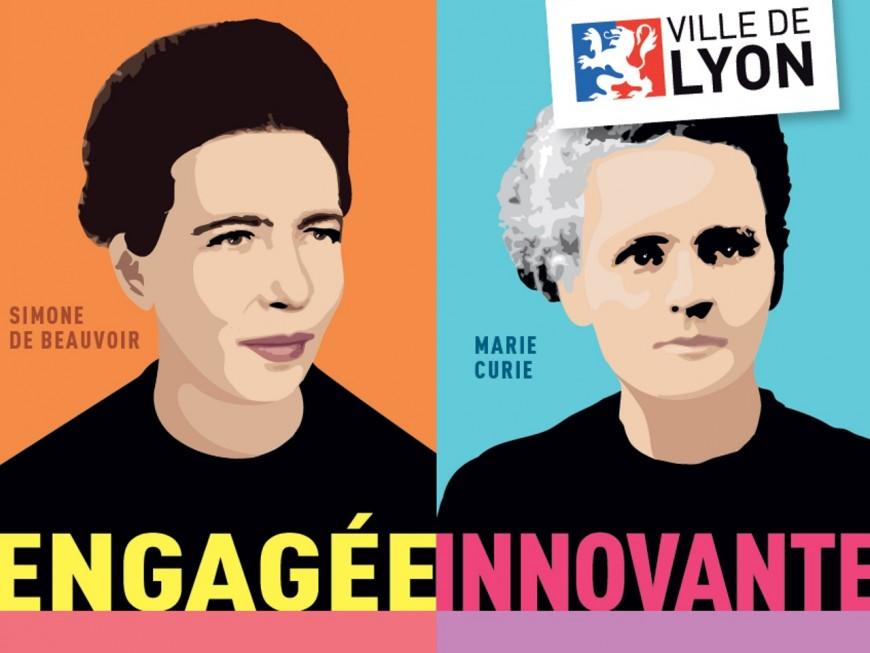 """Les """"femmes remarquables"""" mises à l'honneur par Lyon pour le 8 mars"""