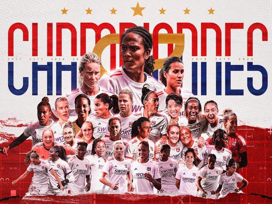 Ligue des Champions : les félicitations d'Emmanuel Macron aux filles de l'OL