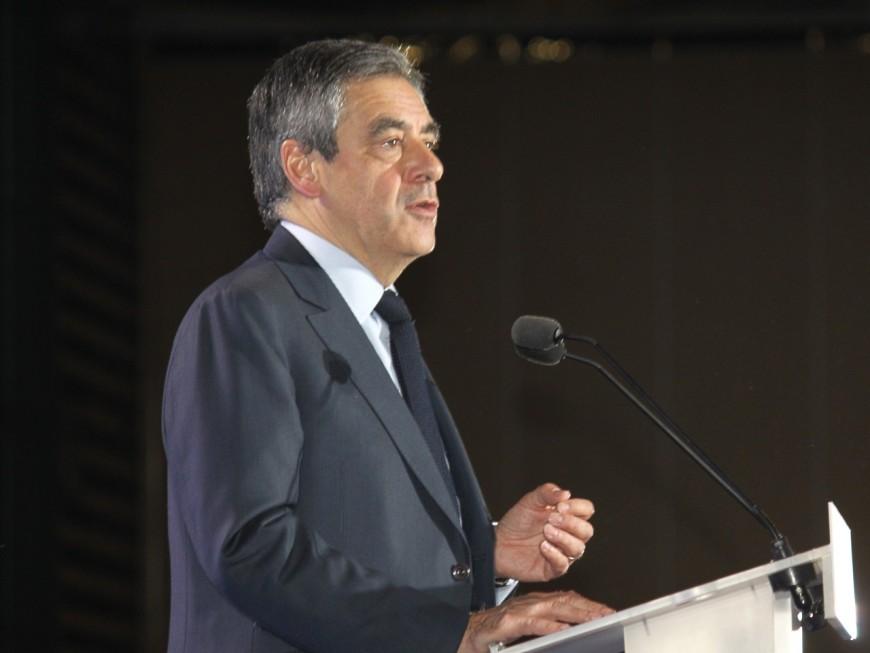 Présidentielle: François Fillon près d'atteindre les 50% à Charbonnières-les Bains (officiel)