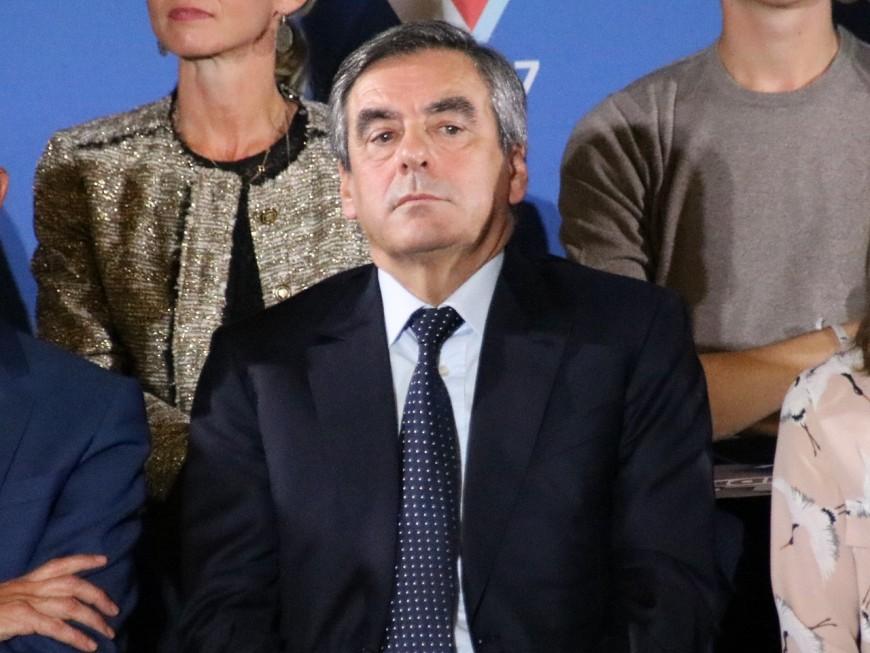 Présidentielle : François Fillon devant à Albigny-sur-Saône (officiel)