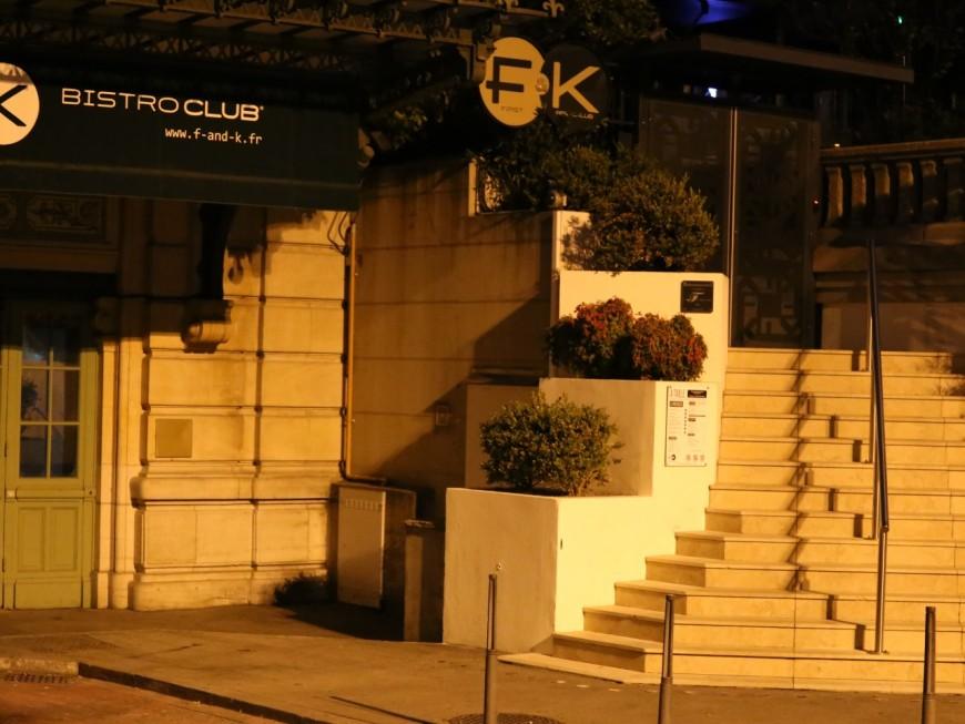 Coup de couteau mortel devant le F&K: une reconstitution ce jeudi matin