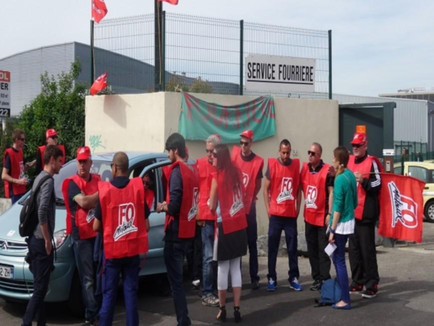 Lyon : le mouvement à la fourrière devrait s'intensifier