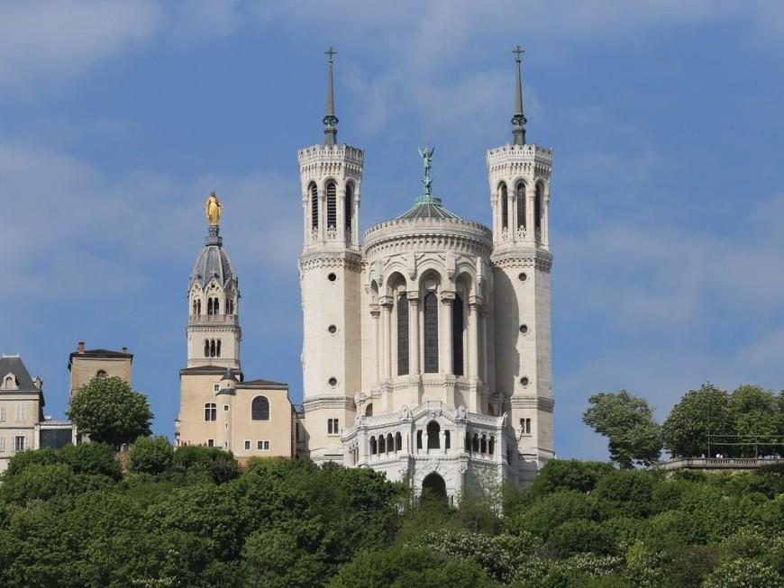 La Basilique de Fourvière va rouvrir au public mardi