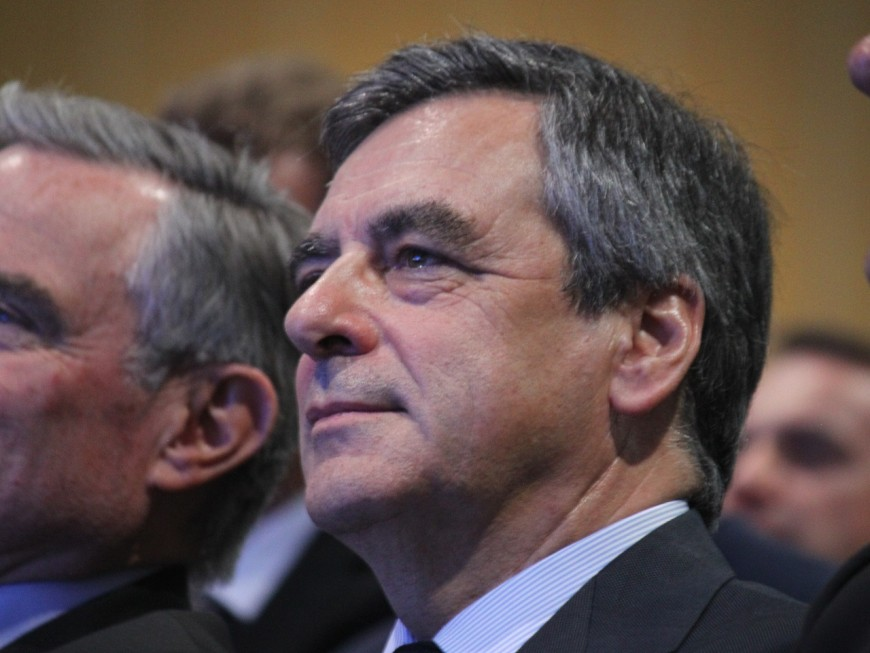 Présidentielle : Fillon en tête à Tassin-la-Demi-Lune (officiel)
