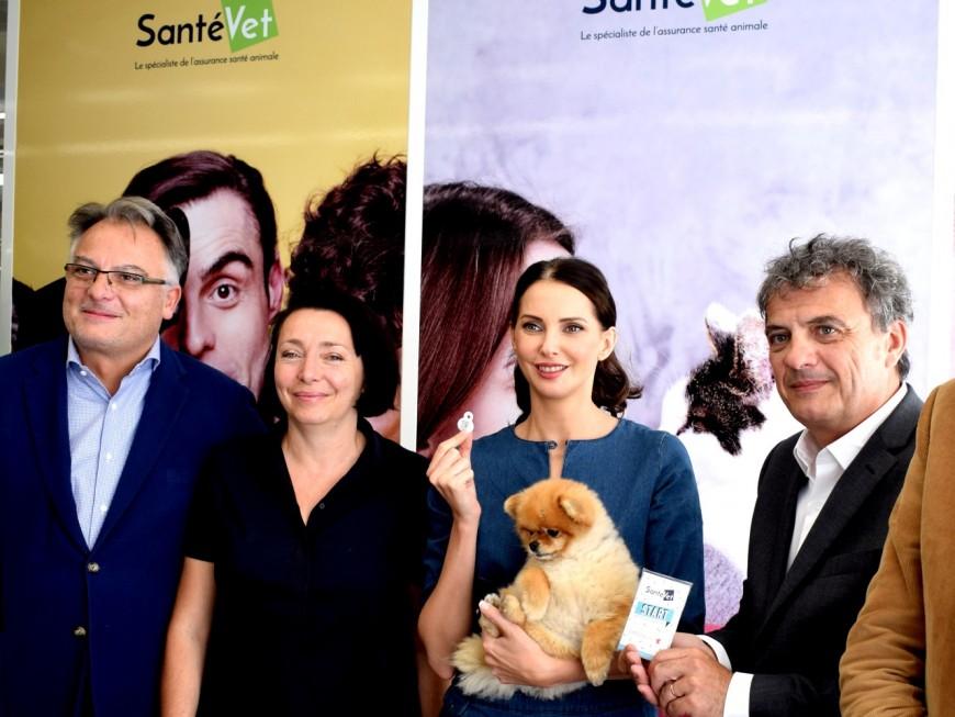 Frédérique Bel, à Lyon, est dans les Start'ing block pour aider à l'adoption des animaux