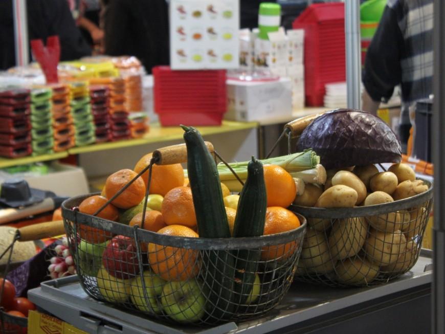 Lyon accueille la Fête des Fruits et Légumes Frais