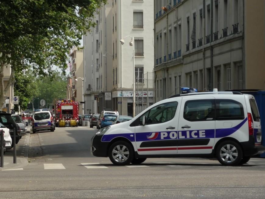 Lyon 2e : fuite de gaz à Sainte Blandine