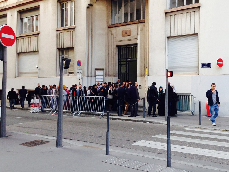 Lyon : des tags liant la Turquie à Daesh retrouvés sur les murs du consulat