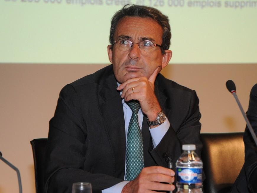 Jean-Christophe Fromantin présente à Lyon son projet de 577 candidats pour les législatives