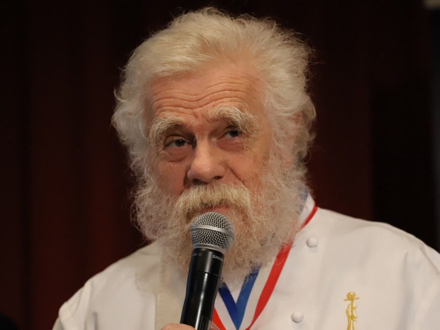 Fondateur de la Coupe du Monde de la Pâtisserie, Gabriel Paillasson cède le flambeau