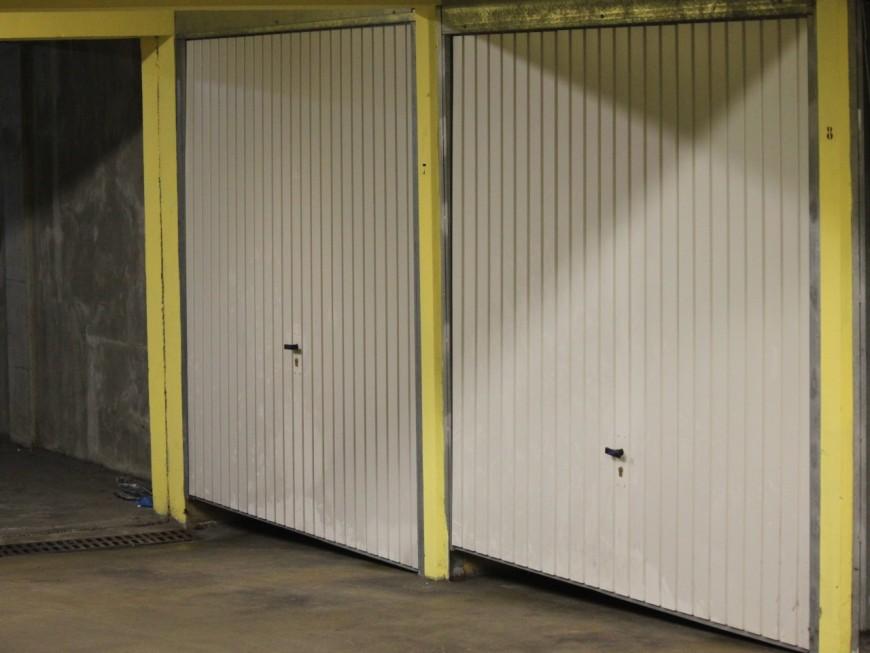 Lyon 8e : 2 suspects interpellés ce lundi pour avoir tenté de forcer des portes de garages