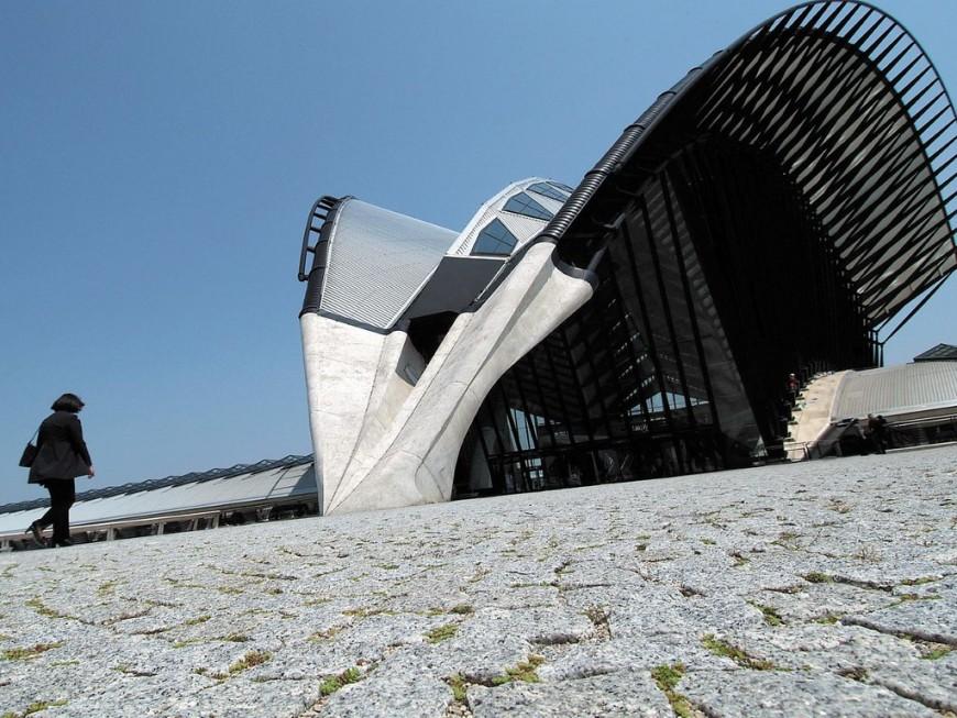 La gare de Lyon Saint-Exupéry en course pour l'élection de la plus belle gare de France
