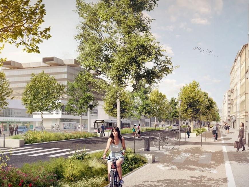 Rénovation de la rue Garibaldi : la deuxième phase est lancée