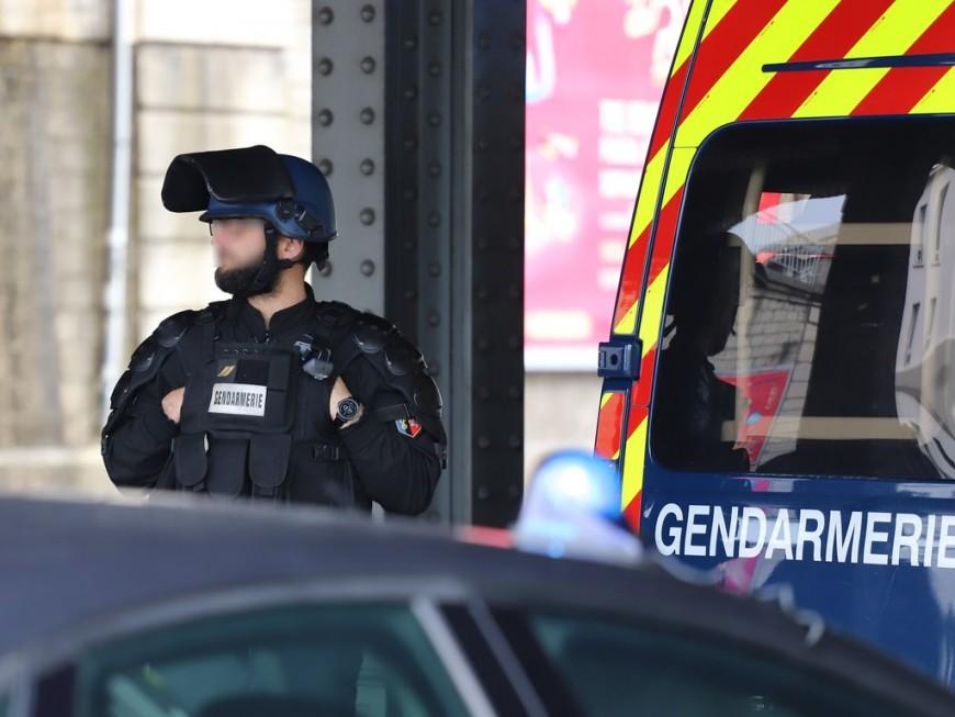 Rhône : il tire sur une voiture, le septuagénaire interpellé par le GIGN