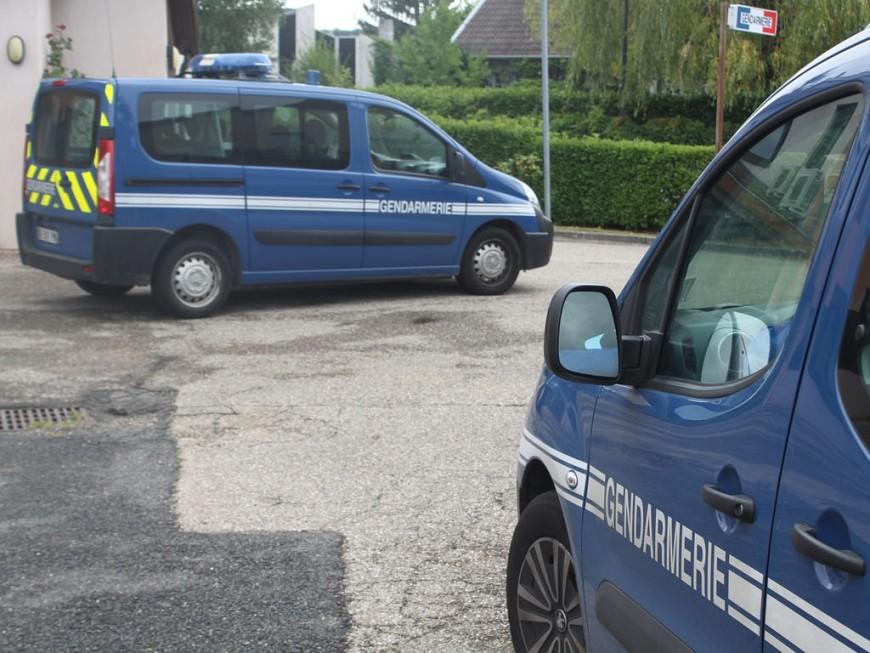 Deux fillettes retrouvées mortes près de Lyon, les causes de la mort encore inconnues