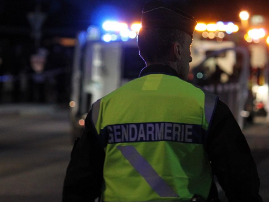 Marcy : un chauffard en fuite interpellé grâce à une vitre brisée par les gendarmes
