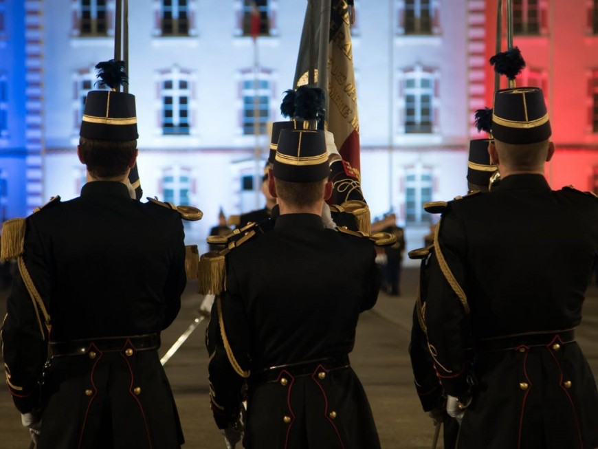 """Recrutement d'officiers de la gendarmerie nationale : """"des postes prestigieux"""" à pourvoir"""