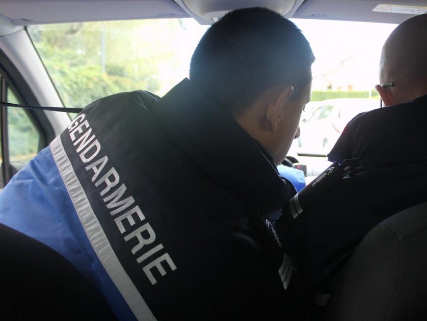 Rhône : un motard contrôlé à 200 km/h à Lucenay
