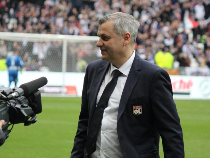 L'OL poursuit son rodage en Chine face à l'Inter Milan
