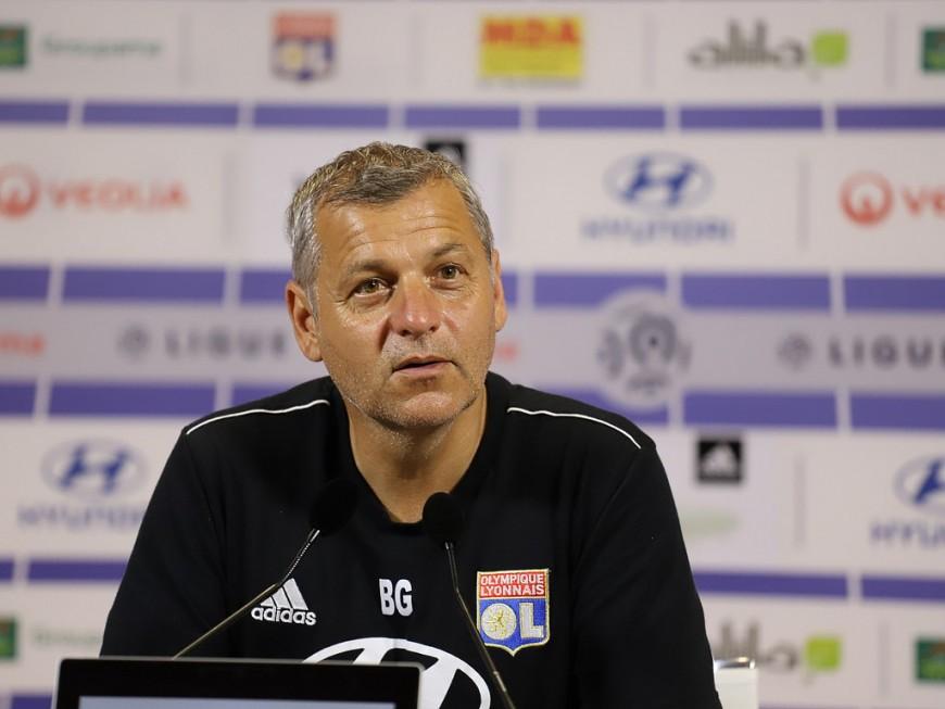 Face au FC Sion, l'OL entame sa série de rencontres amicales