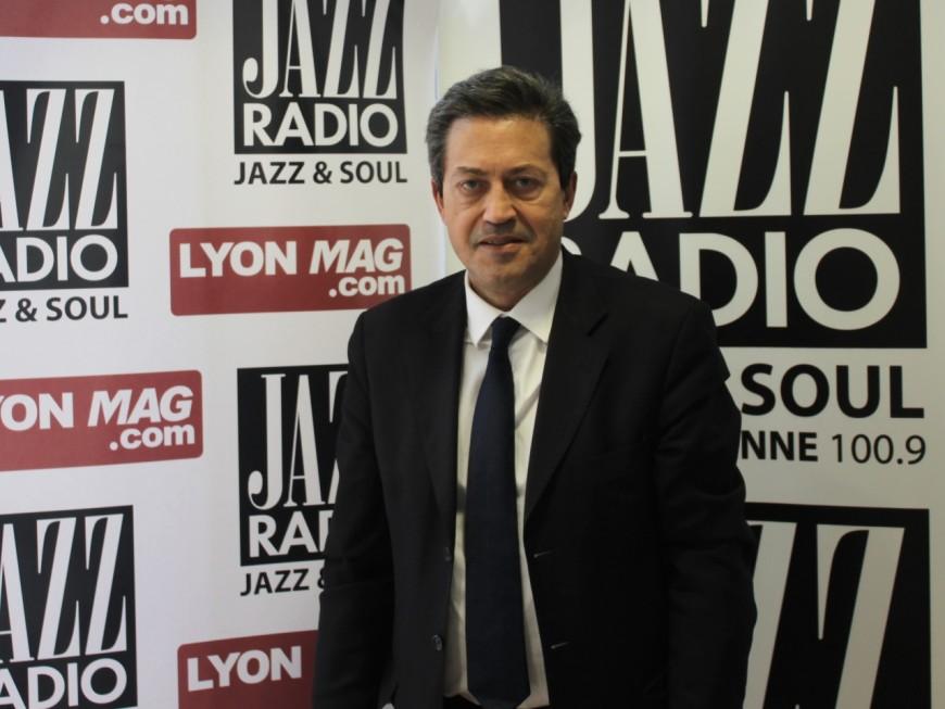 """Georges Fenech, député UMP du Rhône : """"Je suis le futur maire de Lyon"""""""