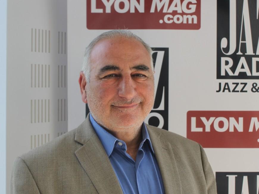 """Georges Képénékian : """"Annuler ou déplacer la fan-zone à Lyon, c'est une posture politicienne ridicule"""""""