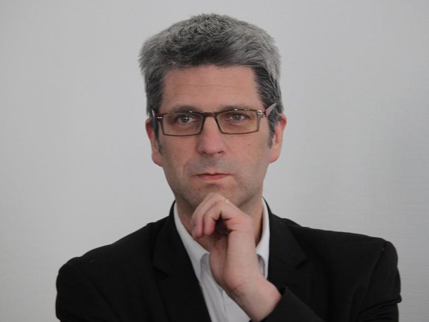 Christophe Geourjon (UDI) candidat à la présidence de la Métropole de Lyon