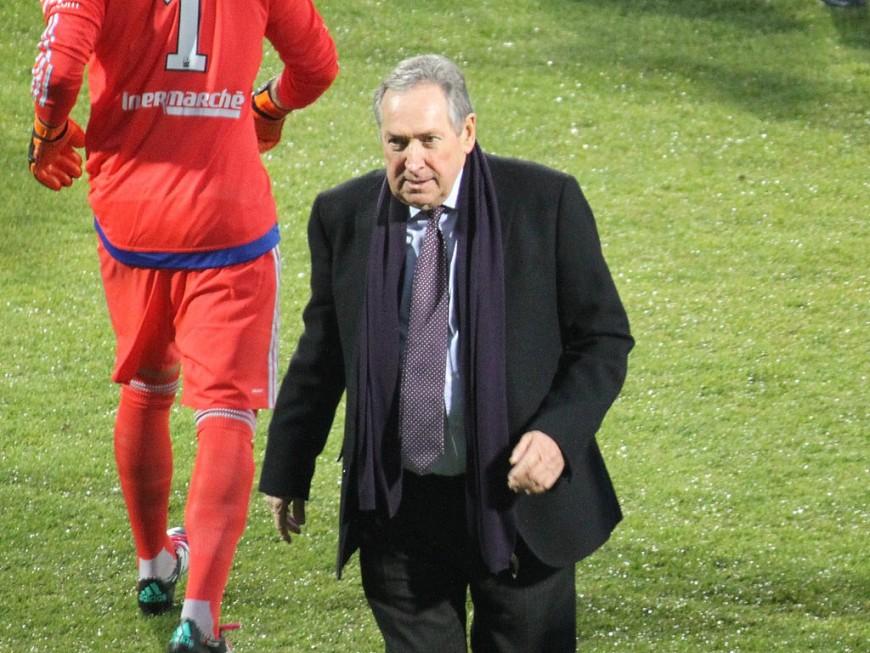 Aulas envisage-t-il les retours de Juninho et de Gérard Houllier ?