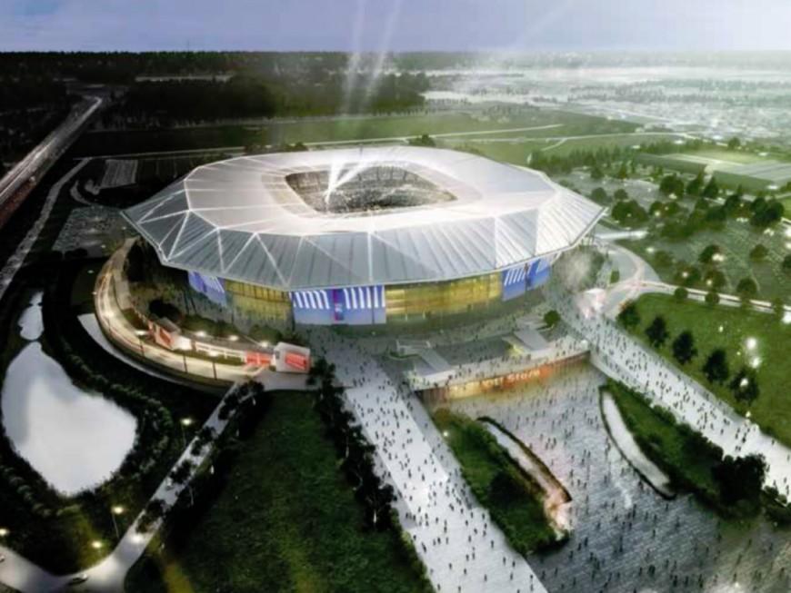 Sécurité : le parc Olympique Lyonnais reçoit un avis favorable