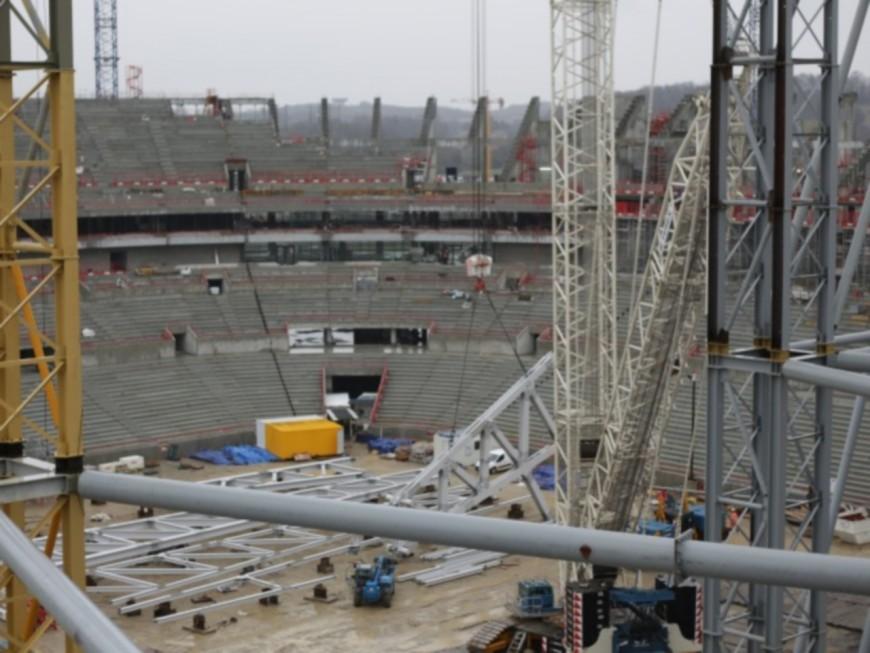 OL : le programme du Grand Stade dévoilé par Jean-Michel Aulas