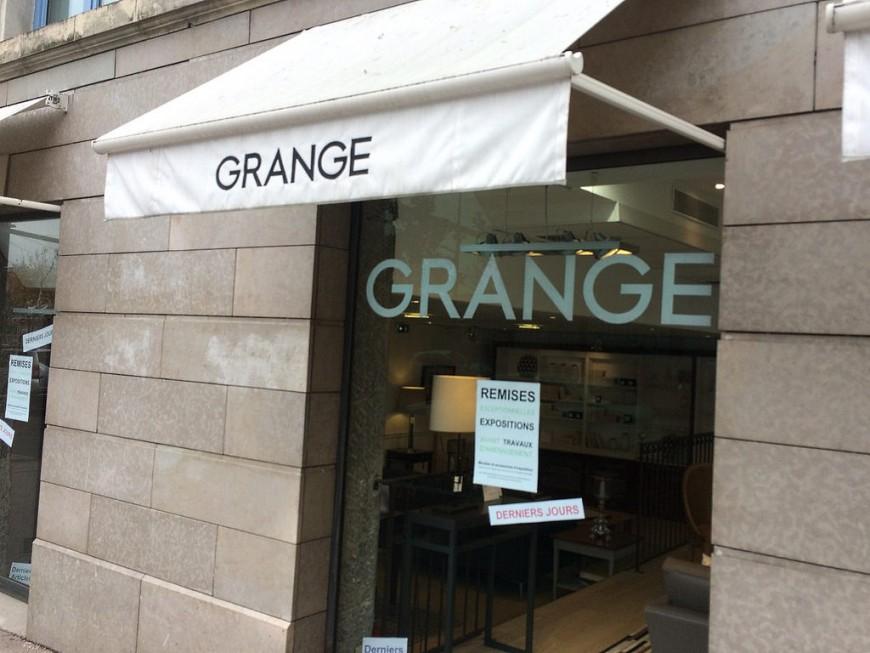 Les meubles Grange placés en liquidation judiciaire