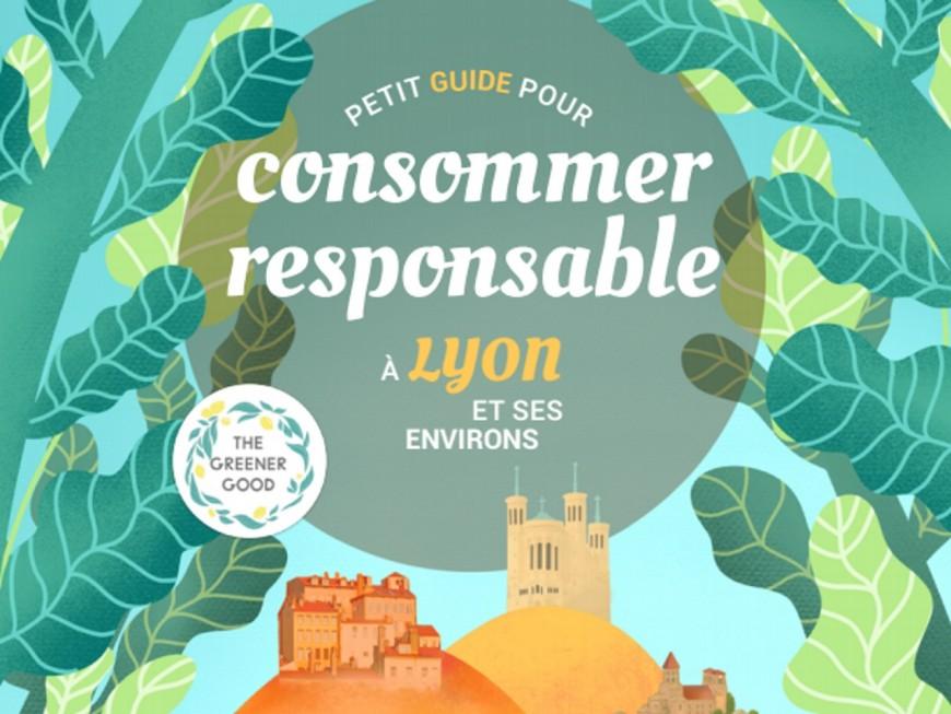 Lyon : lancement d'un guide pour consommer moins et mieux !