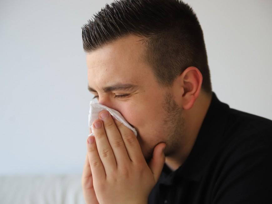 La grippe et la gastro encore bien présentes en Auvergne-Rhône-Alpes !