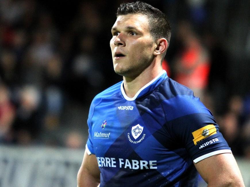 LOU Rugby: Rémy Grosso revient à Lyon!