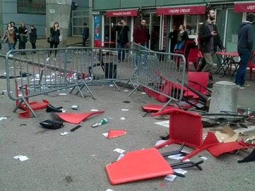 Loi Travail : l'Unef Lyon dénonce des violences de la part du GUD