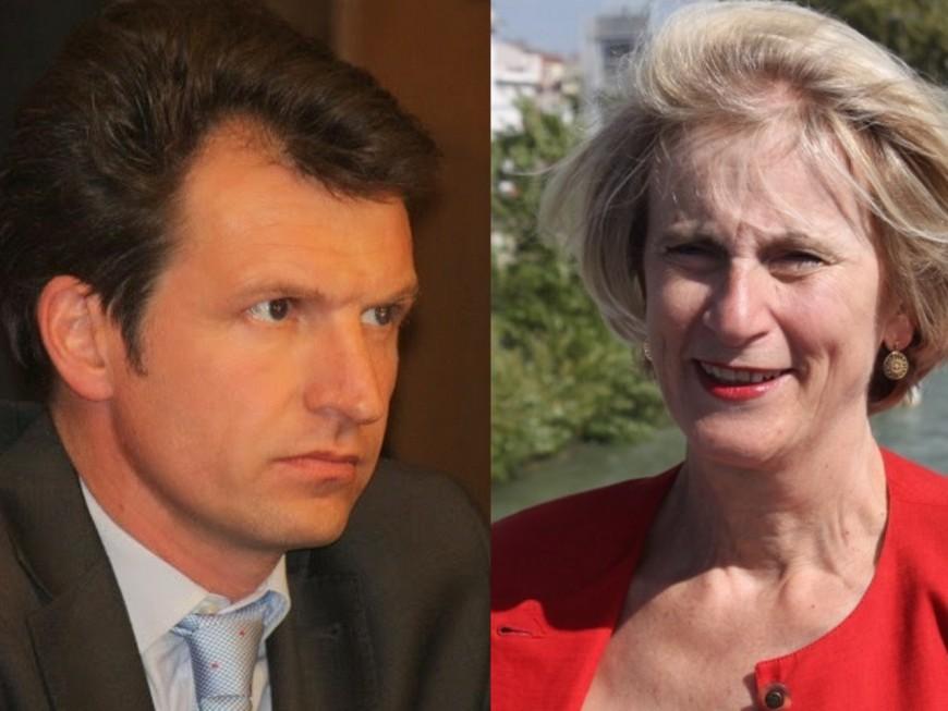 Succession de Michel Havard : Stéphane Guilland et Dominique Nachury candidats