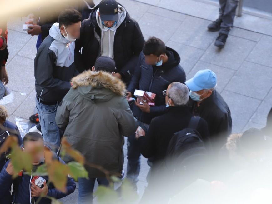 Lyon : démantèlement d'un réseau de revente de cigarettes de contrebande à la Guillotière