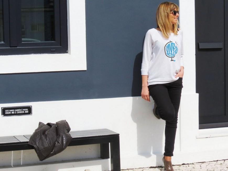 """Un t-shirt """"Vivre Debout"""" lancé au profit de Handicap International"""