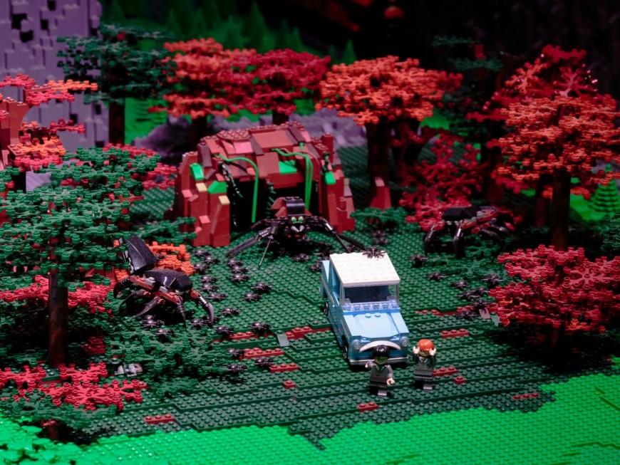 Une expo Harry Potter, version Lego, annoncée à Mini World Lyon