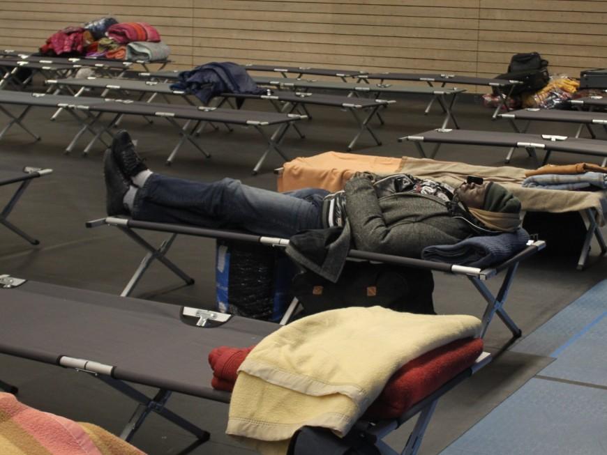 Hébergement d'urgence : un nombre de places stable dans le Rhône