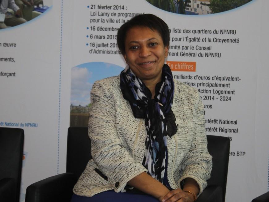 Hélène Geoffroy à Lyon pour promouvoir le nouveau programme national de renouvellement urbain