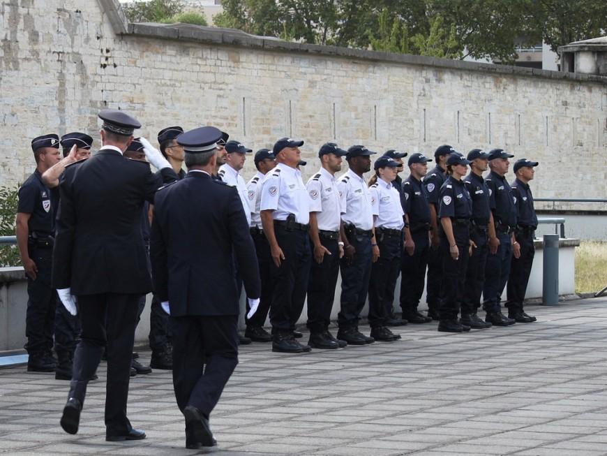 Alliance Police boycottera le discours d'Emmanuel Macron à Lyon