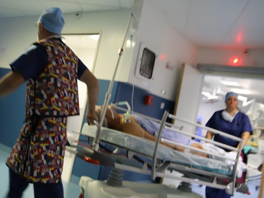 Covid-19 : 40 patients en réanimation aux HCL