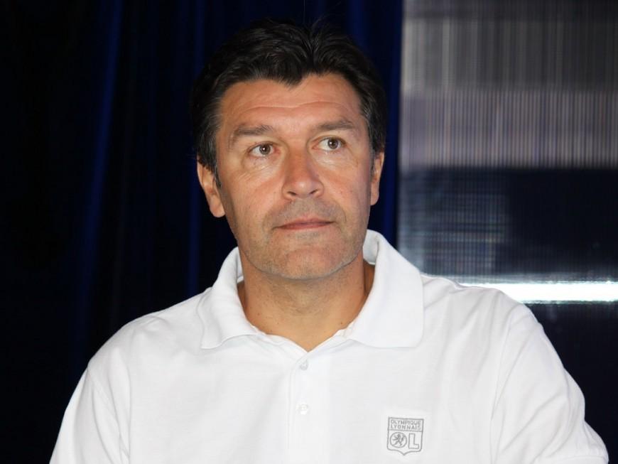 OL : Fournier finira l'année 2015 selon Aulas