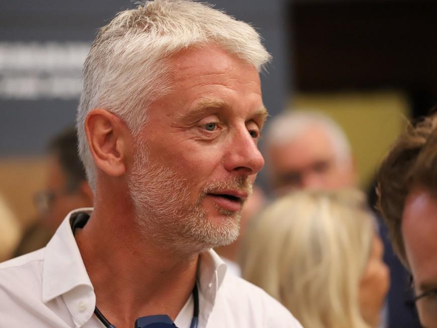 Le député du Rhône Hubert Julien-Laferrière dans le nouveau groupe parlementaire dissident