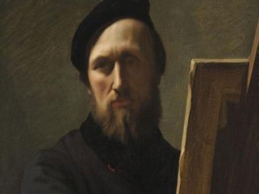 Le tableau du peintre lyonnais Hippolyte Flandrin détruit dans l'incendie de la cathédrale de Nantes
