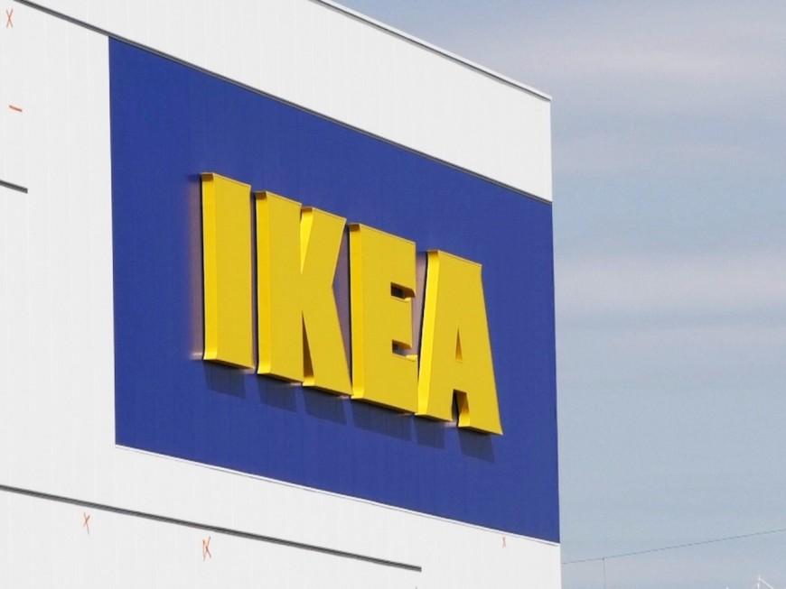 Ouverture d'Ikea Grand Parilly, c'est ce mardi matin ! - VIDEO