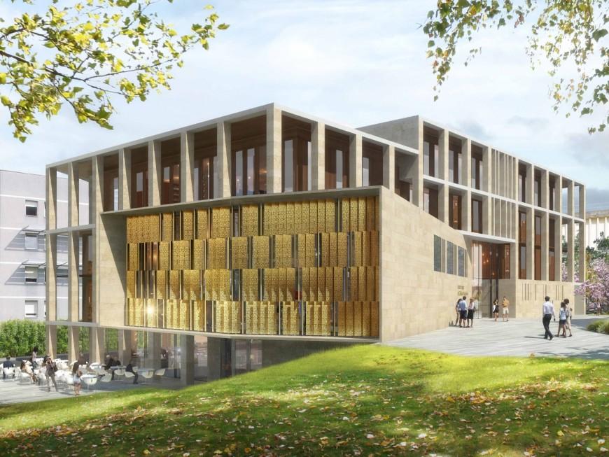 L'Institut de civilisation musulmane de Lyon inauguré cet été par le président de la République ?
