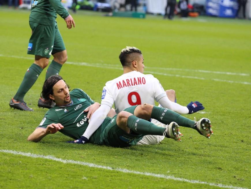Derby : l'OL rattrapé dans les dernières minutes par Saint-Etienne (1-1) - VIDEO